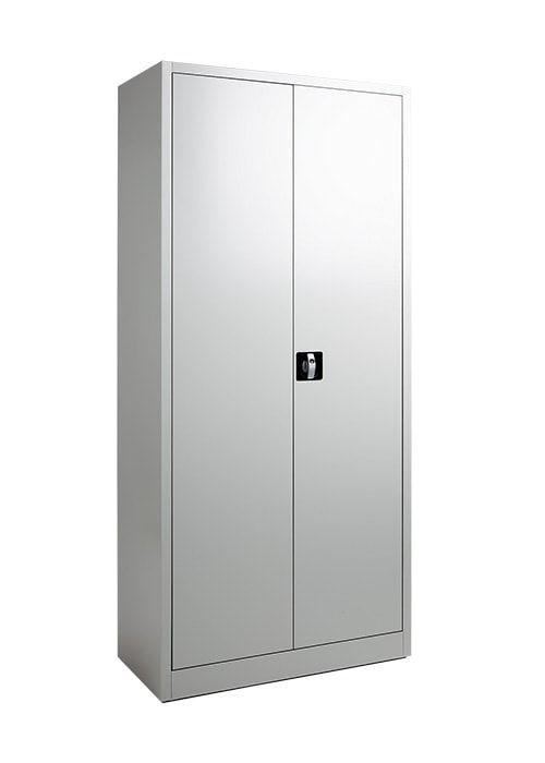 Broecan Stahlschrank 195hx92bx43t lichtgrau Eur 179,00