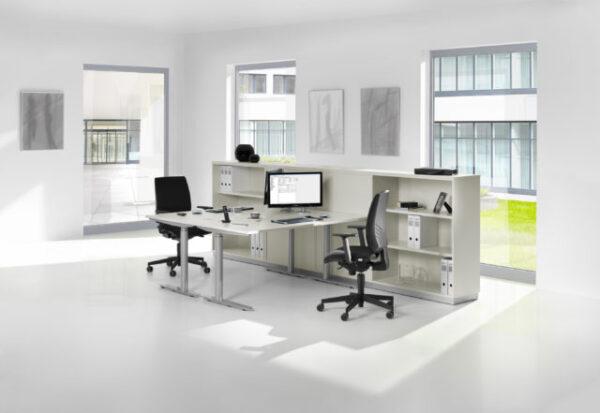 Middel Arbeitsplätze C7-System