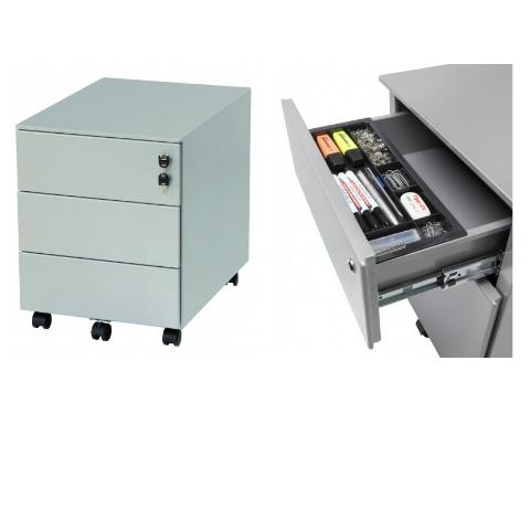 Broecan Rollcontainer EPS 60t 2/3 Schubladen
