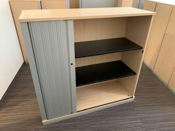 Rolladenschrank Steelcase Werndl 120b x 118h