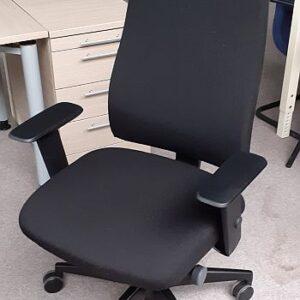 Interstuhl Bürodrehstuhl Goal schwarz