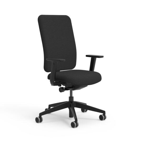 Köhl Bürodrehstuhl K1 schwarz